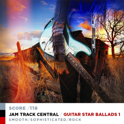 Guitar Star Ballads 1 from Score Production Music - BMG Production